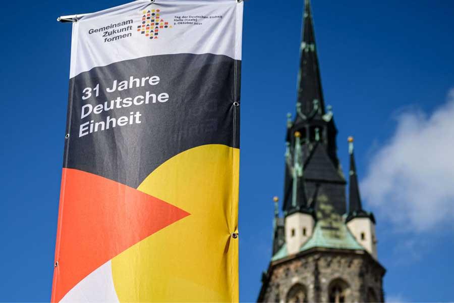 Tag der Deutschen Einheit: Erstes kulinarisches Wochenende in Halle (Saale) (Foto: Jens Schlüter/ Staatskanzlei Sachsen-Anhalt)