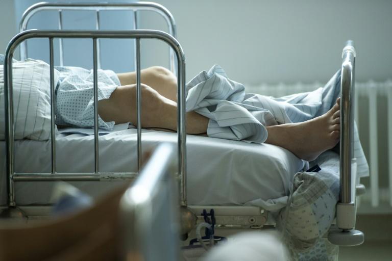 Zahl der Infizierten in Krankenhäusern wird wichtigste Größe für Corona-Maßnahmen (© 2021 AFP)