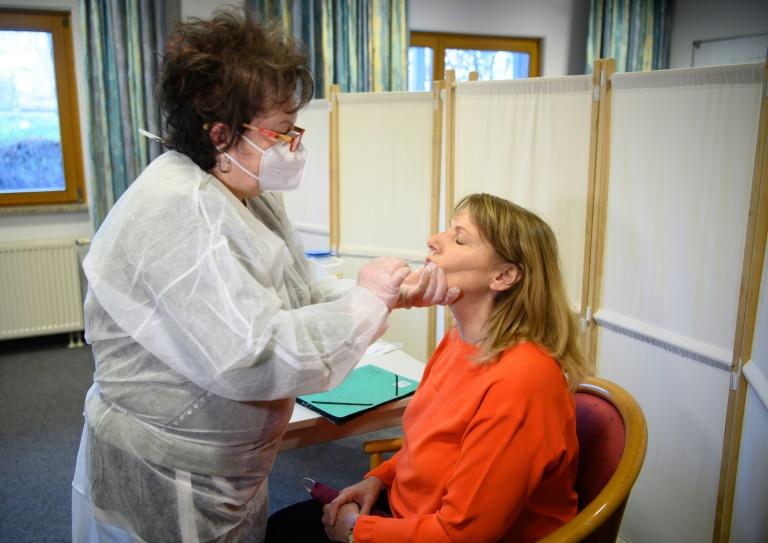 Sachsens Gesundheitsministerin Köpping setzt bei Impfungen weiter auf Aufklärung (© 2021 AFP)