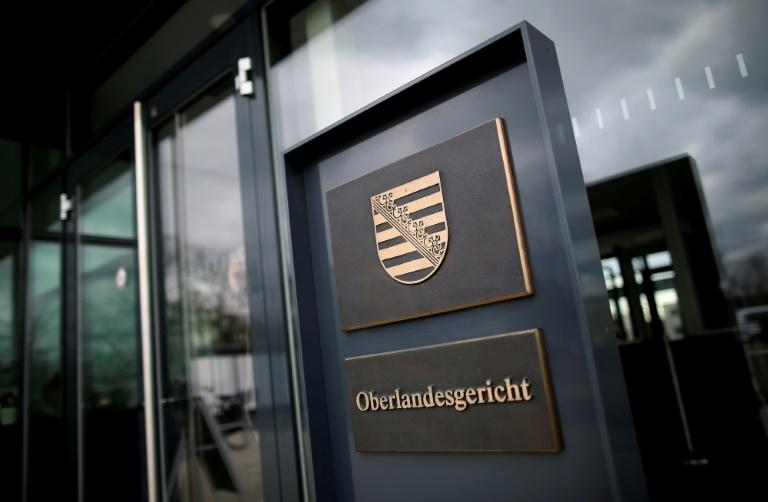 Prozess gegen mutmaßliche Linksextremisten in Dresden gestartet (© 2021 AFP)