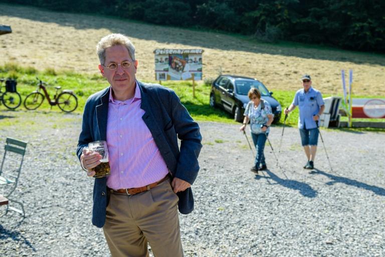 Maaßen geht nach Kritik von CDU-Parteikollegin zum Gegenangriff über (© 2021 AFP)