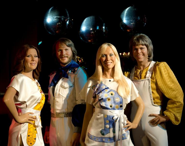 ABBA steigt mit neuen Songs weit oben in deutsche Charts ein (© 2021 AFP)