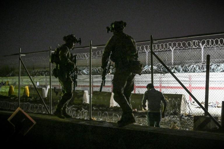 Grüne pochen auf Löschmoratorium für Kommunikation zu Afghanistan (© 2021 AFP)