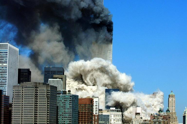 Scholz: Bilder von 9/11 verfolgen mich bis heute (© 2021 AFP)