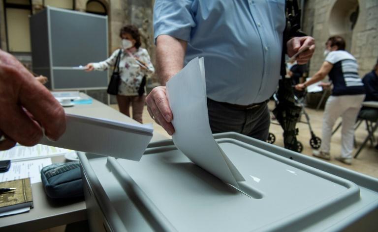 CDU bleibt bei Kommunalwahl in Niedersachsen stärkste Kraft (© 2021 AFP)