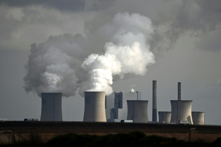 Kohle wichtigster Energieträger für Stromerzeugung im ersten Halbjahr 2021 (© 2021 AFP)
