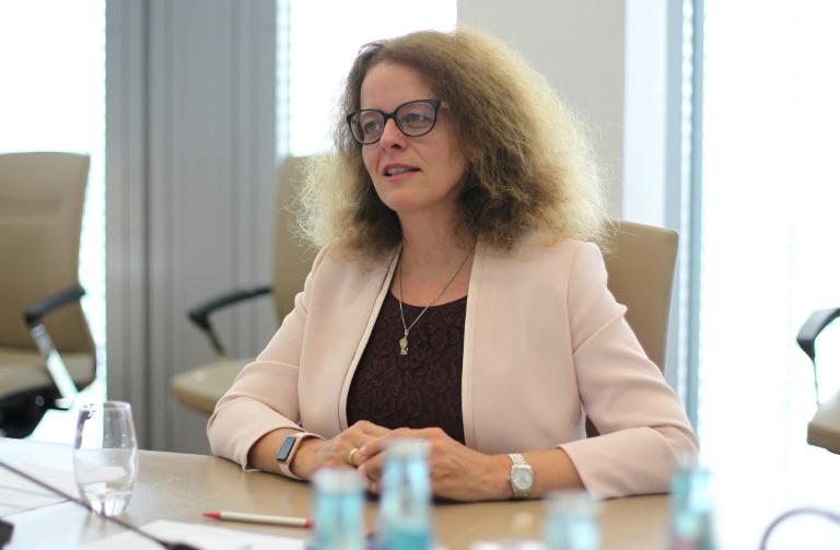 EZB-Ratsmitglied Schnabel: Keine langfristige Inflation in Deutschland zu erwarten (© 2021 AFP)