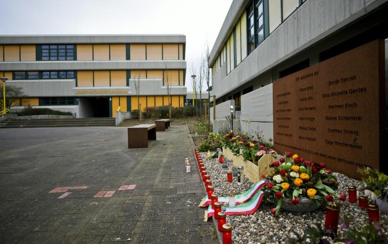 Oberlandesgericht Hamm verhandelt über Schmerzensgeld nach Germanwings-Absturz (© 2021 AFP)