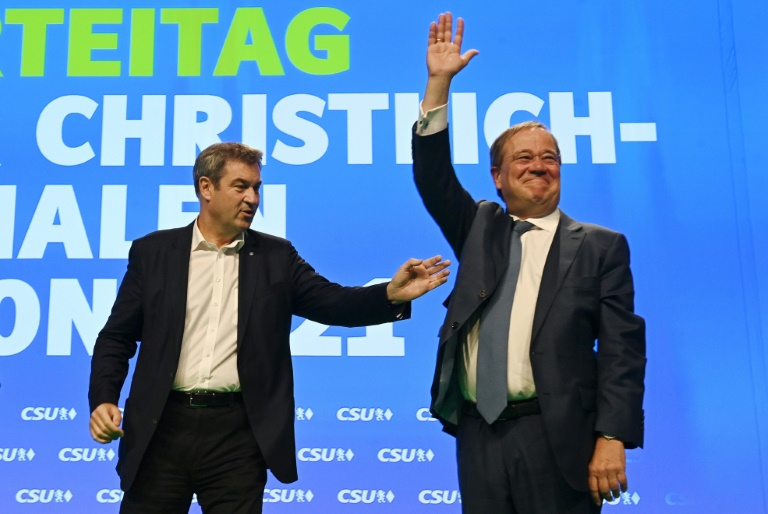 Söder heizt Streit um historische Rolle der SPD weiter an (© 2021 AFP)