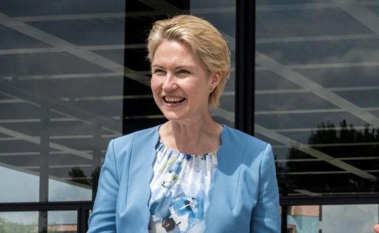 "Manuela Schwesig: Krebserkrankung war ""schwerster Kampf meines Lebens"" (© 2021 AFP)"