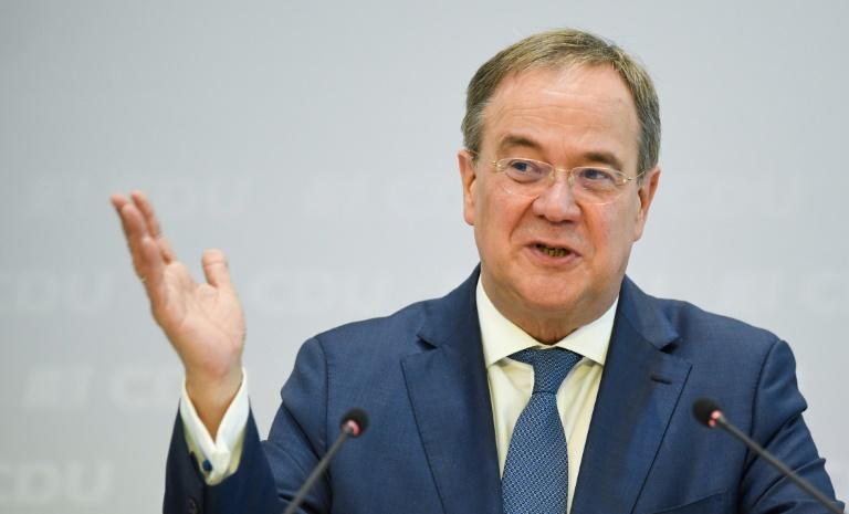 Union setzt im Wahlkampf-Endspurt auf Wirtschafts- und Finanzpolitik (© 2021 AFP)