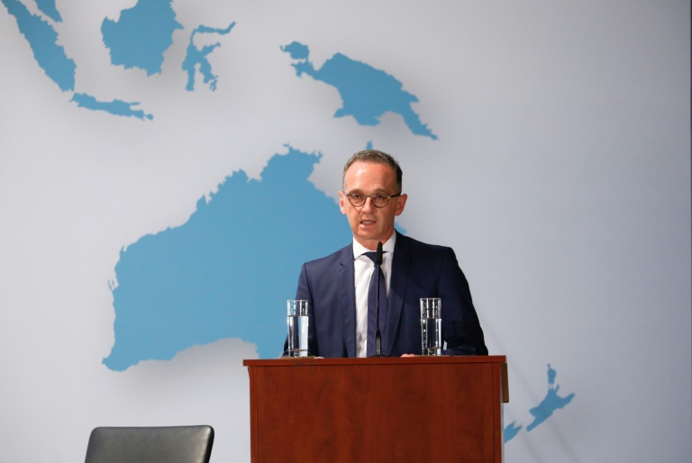 Kommission legt Konzept für in Berlin geplanten Gedenkort für NS-Opfer in Polen vor (© 2021 AFP)