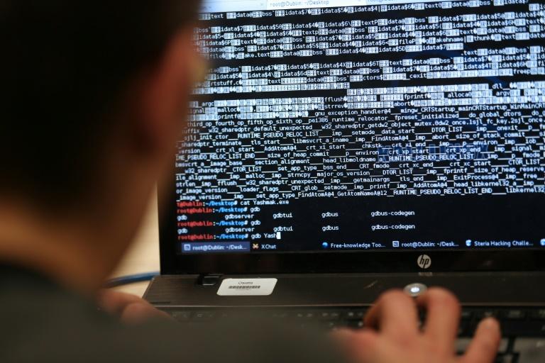 Server des Bundeswahlleiters Ziel von Hackerangriff (© 2021 AFP)