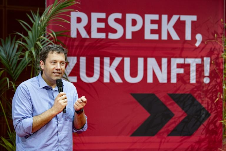 """Klingbeil: """"Union macht unanständigsten Wahlkampf seit Jahrzehnten"""" (© 2021 AFP)"""