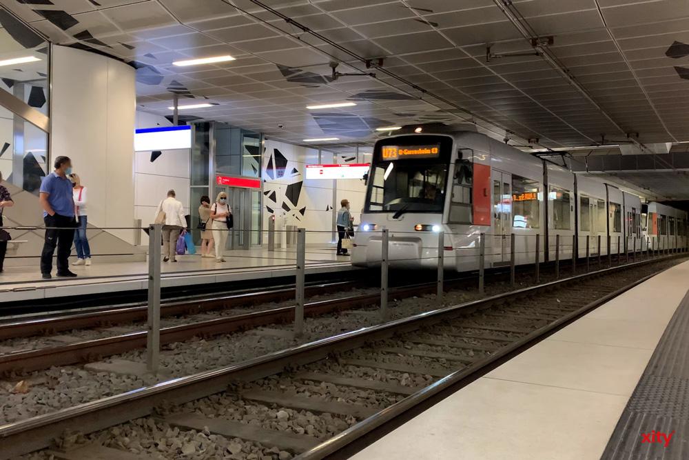 Die Stadt Düsseldorf will das Stadtbahnnetz ausbauen (Foto: xity)