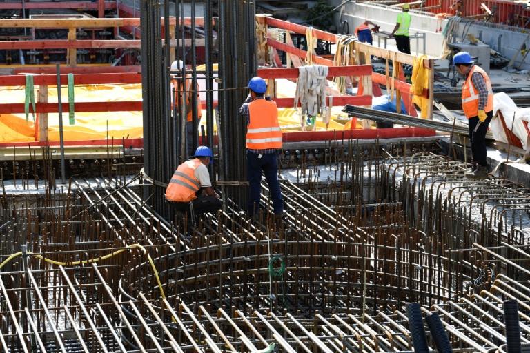 Studie: Staatliche Bauvorhaben haben viel Potenzial beim Klimaschutz (© 2021 AFP)