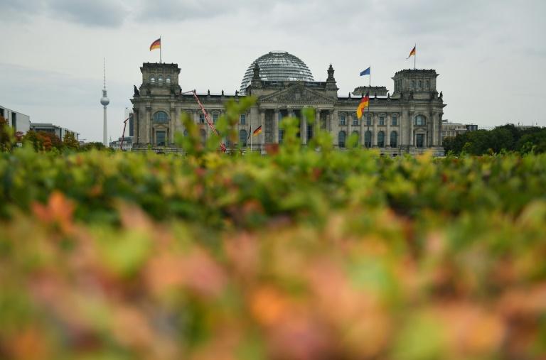 CDU-Frauen unglücklich über hohen Männeranteil in Unionsfraktion (© 2021 AFP)