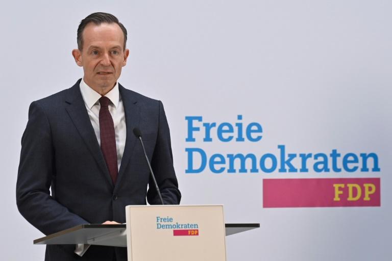 Wissing: Noch kein fester Gesprächstermin für Gespräche zwischen FDP und Union (© 2021 AFP)