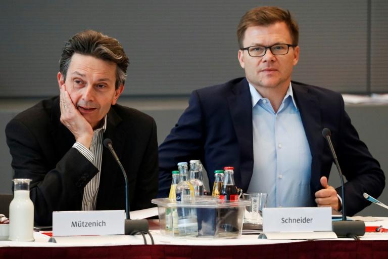 """Schneider: SPD will """"Koalition auf Augenhöhe"""" mit Grünen und FDP (© 2021 AFP)"""