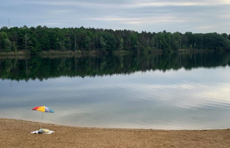 DLRG zählt 2021 deutlich weniger Badetote als im Vorjahr (© 2021 AFP)
