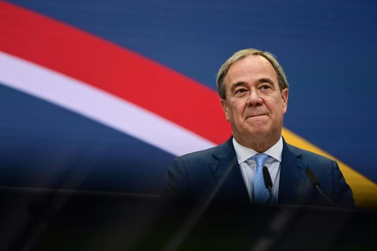 Nordrhein-Westfalen übernimmt Vorsitz der Ministerpräsidentenkonferenz (© 2021 AFP)