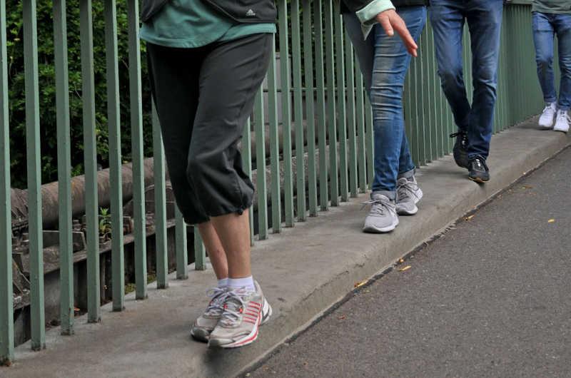 Walking-Tour durch Bocholter City. (Foto: Stadt Bocholt)