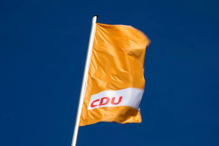 CDU Sachsen-Anhalt bestätigt Sven Schulze als Landesvorsitzenden (© 2021 AFP)