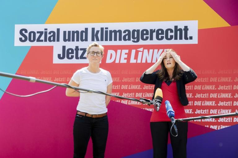 Linke sucht nach Desaster bei der Bundestagswahl politischen Neuanfang (© 2021 AFP)