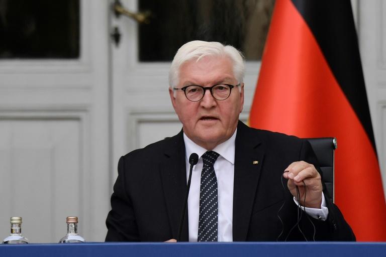 Umfrage: 70 Prozent wollen Steinmeier als Bundespräsidenten behalten (© 2021 AFP)