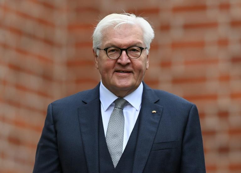 Steinmeier neuer Ehrenbürger Berlins (© 2021 AFP)