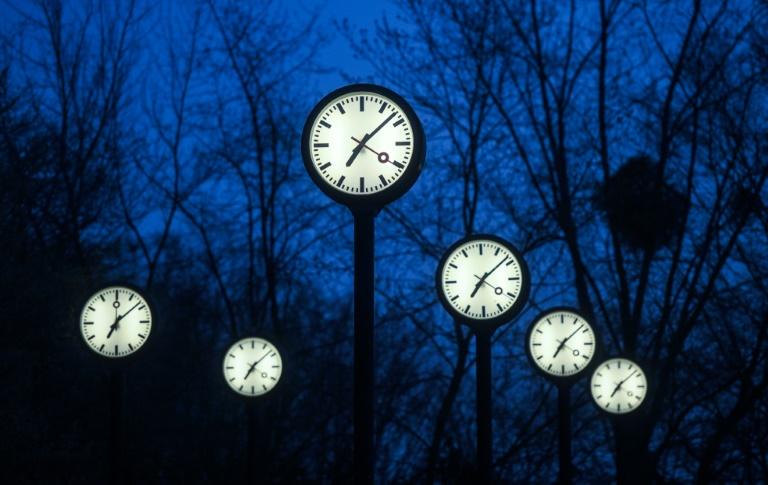 Statistikamt sucht zehntausend Haushalte für Befragung zu Zeitnutzung (© 2021 AFP)