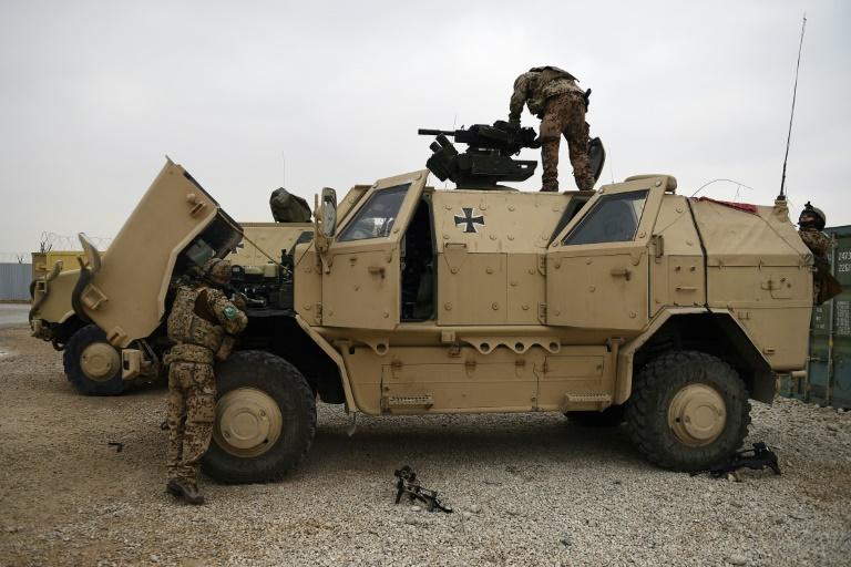 Deutschlands Afghanistan-Einsatz kostete mehr als 17 Milliarden Euro (© 2021 AFP)