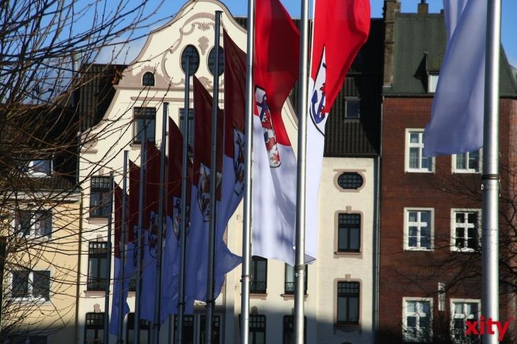 Einweihung des Margaretha-Rosen-Platzes in Düsseldorf-Urdenbach (Foto: xity)