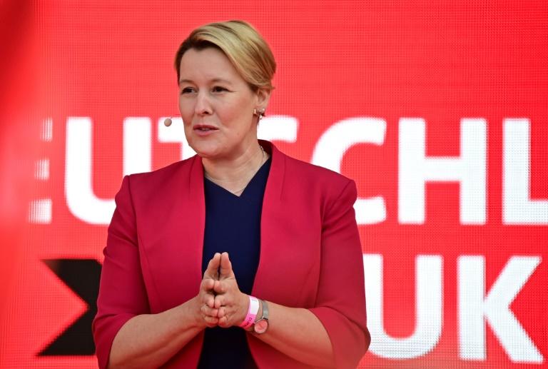 Berliner SPD setzt Sondierungen nach Abgeordnetenhauswahl mit FDP und Grünen fort (© 2021 AFP)
