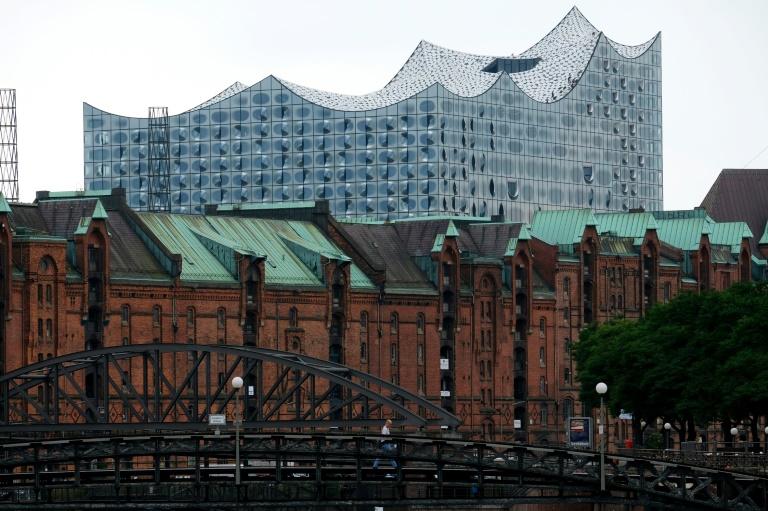 """Digitalverband kürt Hamburg erneut zur """"smartesten"""" Stadt Deutschlands (© 2021 AFP)"""