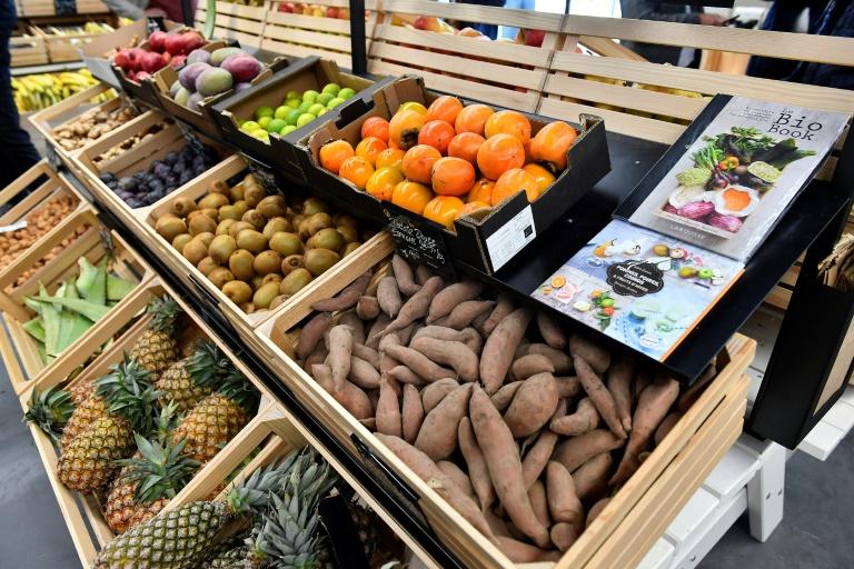 Untersuchung: 72 Prozent der Hamburger essen täglich Obst oder Gemüse (© 2021 AFP)