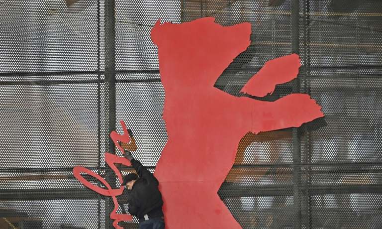 Berlinale 2022 soll Präsenzveranstaltung sein (© 2021 AFP)