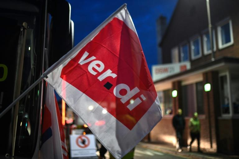 Verdi droht vor Start der Tarifverhandlungen für Länderangestellte mit Streiks (© 2021 AFP)