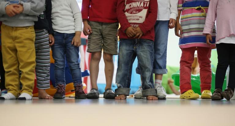Kinderhilfswerk kritisiert geringe Hartz-IV-Anhebung für Kinder (© 2021 AFP)