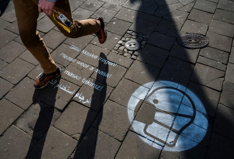 Umfrage: Deutsche und Dänen in Europa während Pandemie psychisch am stabilsten (© 2021 AFP)