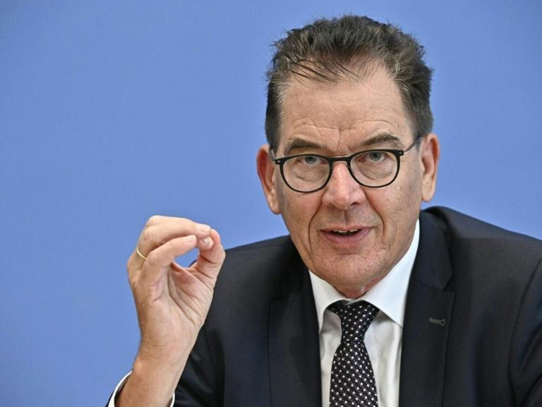 Entwicklungsminister Müller fordert Durchbruch beim globalen Artenschutz (© 2021 AFP)