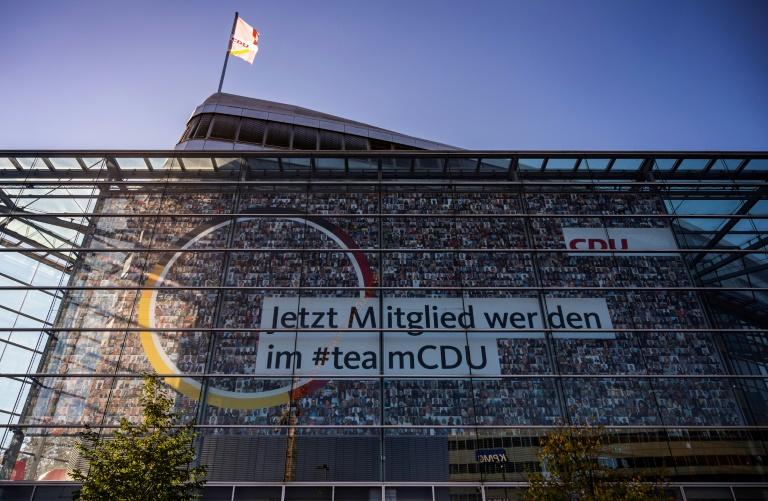 CDU-Politiker für stärkere Beteiligung der Basis an Neuaufstellung nach der Wahl (© 2021 AFP)