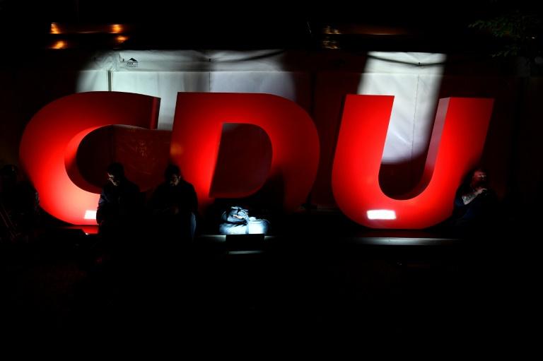 Niedersächsischer CDU-Chef Althusmann fordert mehr Mitbestimmung der Parteibasis (© 2021 AFP)