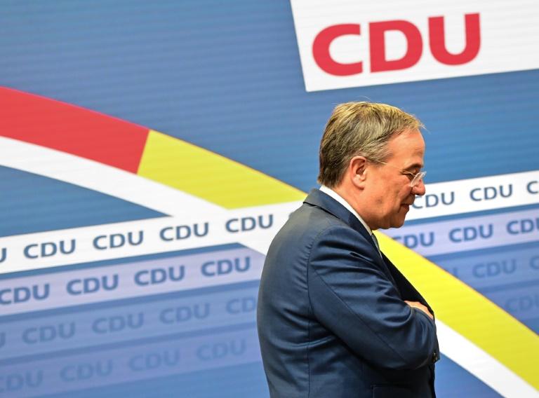 Junge Union dringt erneut auf Einbindung von CDU-Basis (© 2021 AFP)
