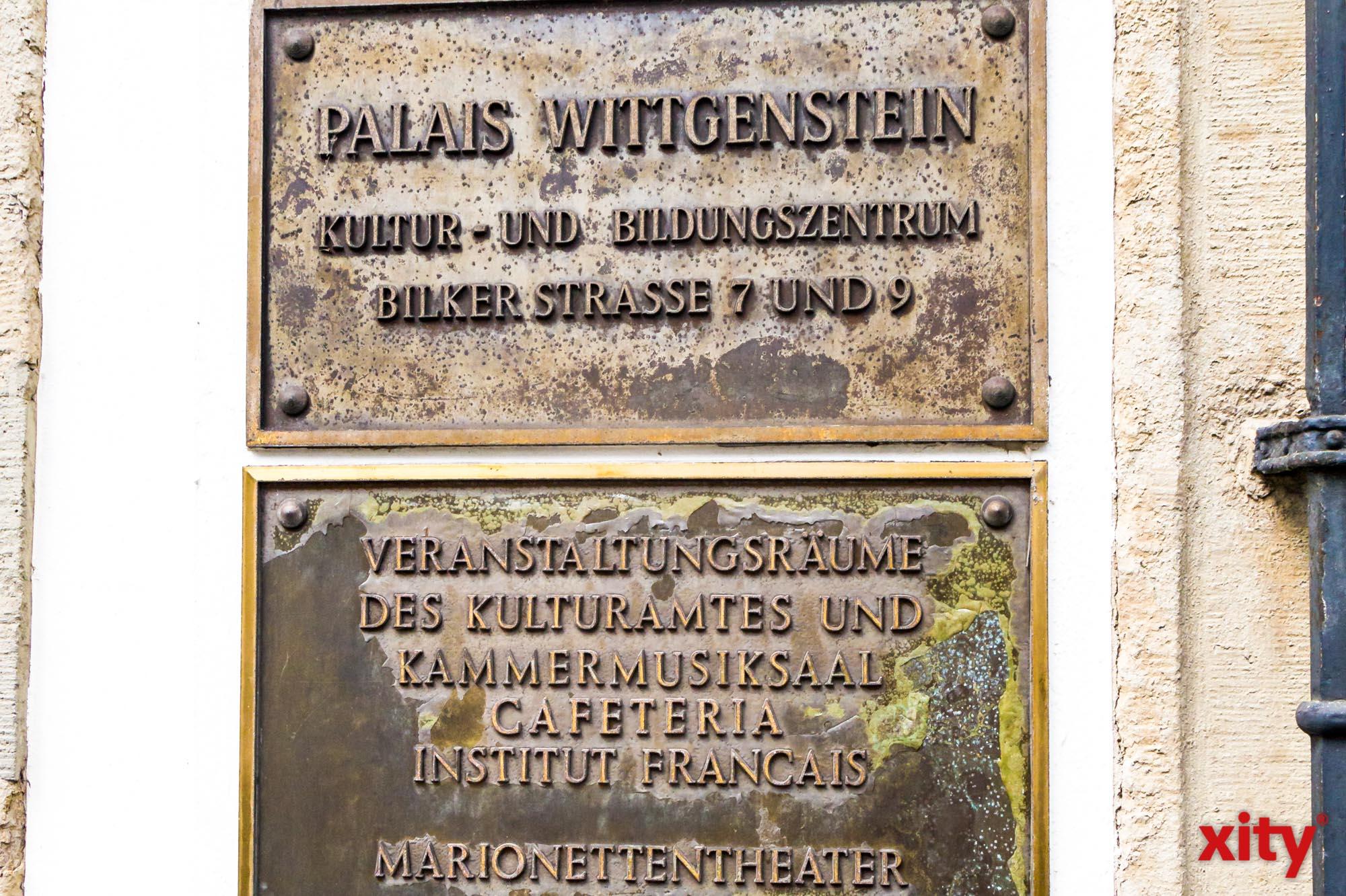 """Lesung """"Wut und Böse"""" mit Ciani-Sophia Hoeder im Palais Wittgenstein (Foto: xity)"""