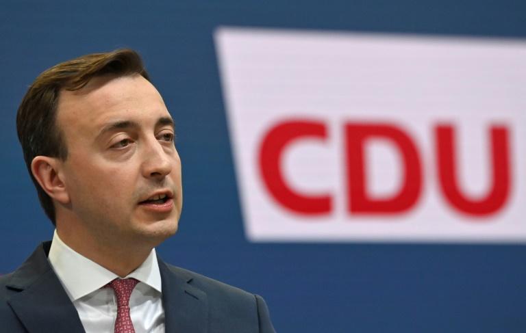 CDU will auf Parteitag bis Anfang 2022 Spitze neu bestimmen (© 2021 AFP)