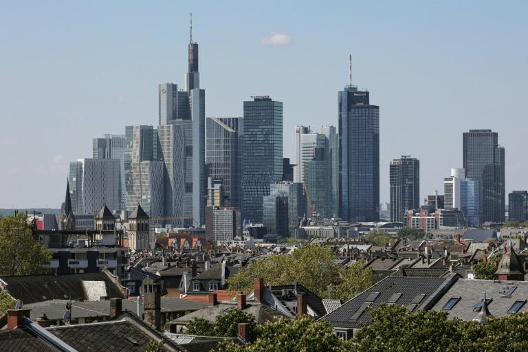 Dienstleistungsgewerkschaft Verdi sagt Tarifrunde mit privaten Banken ab (© 2021 AFP)
