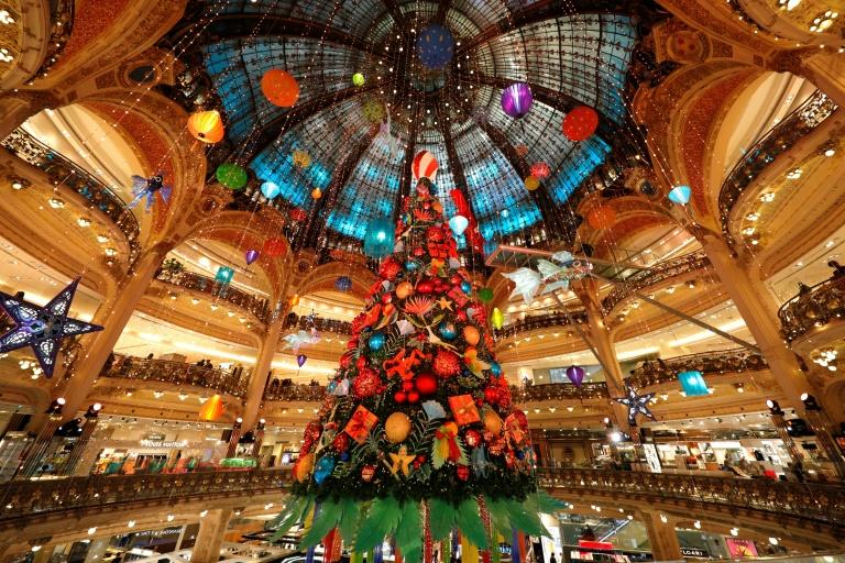 Ifo-Umfrage: Einzelhandel klagt über Lieferprobleme (© 2021 AFP)