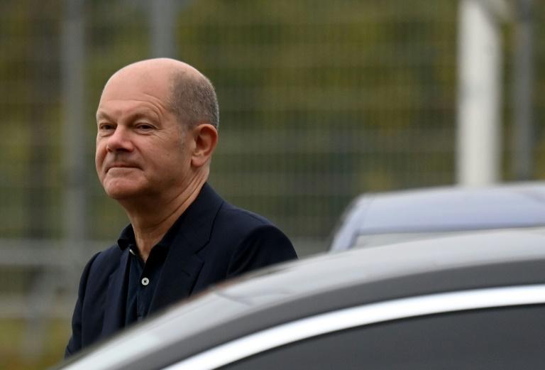 FDP-Politiker Fricke zuversichtlich zu Erfolg von Ampel-Sondierungen (© 2021 AFP)