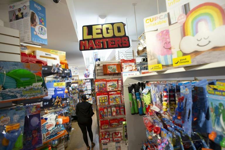 Handelsverband: Weihnachtseinkäufe sind auch in diesem Jahr sicher (© 2021 AFP)